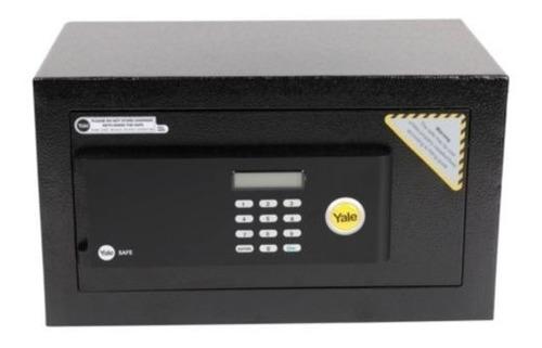 caja fuerte automática compacta, yale, 35x20x20 cm