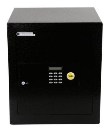 caja fuerte automática office, yale, 40x35x34 cm