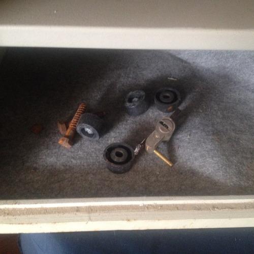 caja fuerte cofre acero 6mm.