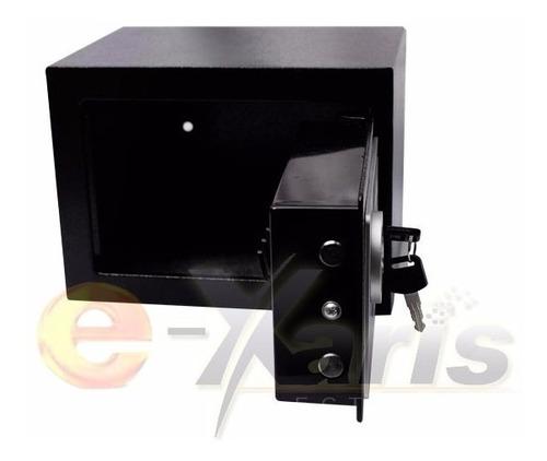 caja fuerte con función electrónica y manual de seguridad