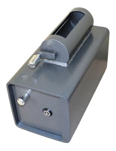 caja fuerte  con rotary de seguridad tombola 15x15x30