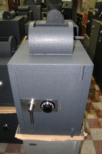 caja fuerte con tombola, americana y chapa doble control