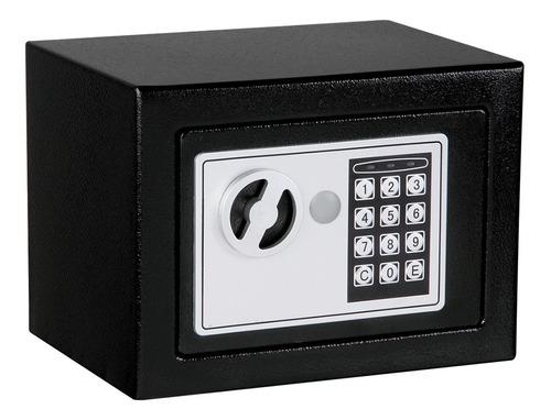 caja fuerte de seguridad digital electrónica 17 x 23 x 17 cm