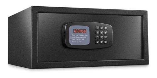 caja fuerte de seguridad digital led+teclado y llave-cuotas