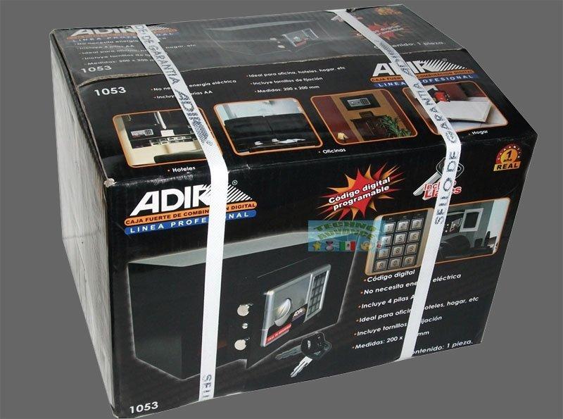 Caja fuerte metalica combinacion digital electronica - Precio caja fuerte ...
