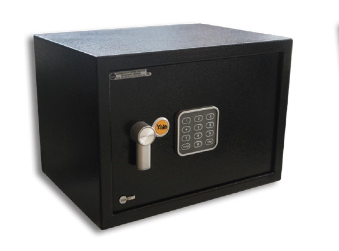 Caja fuerte electronica digital yale mediana envio gratis - Caja fuerte electronica ...