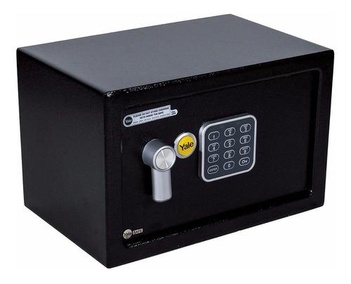 caja fuerte electrónica yale 84835 de acero (chica)