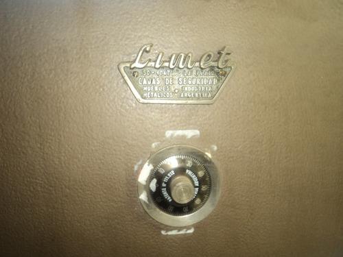 caja fuerte limed excelente calidad 1.80 alto x 0.73 ancho