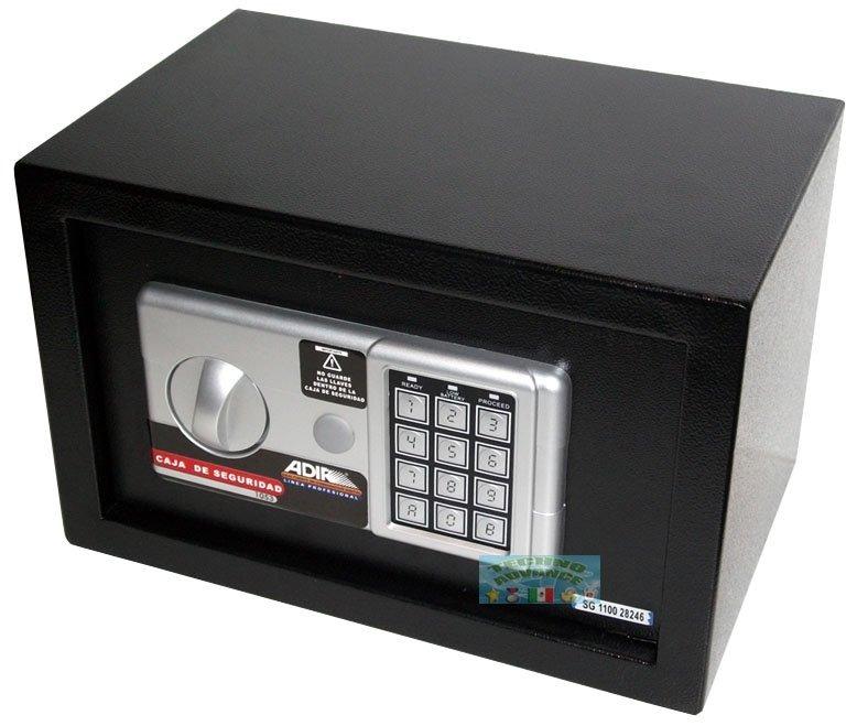 Caja fuerte metalica combinacion digital electronica - Caja fuerte electronica ...