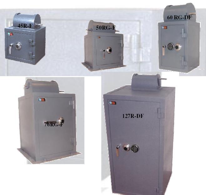 Caja fuerte para comercio hogar con buzon modelo for Modelos de cajas fuertes