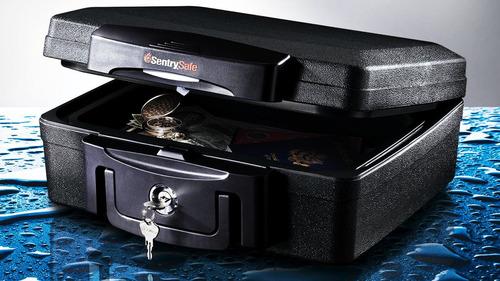 caja fuerte sentry safe contra fuego 30 minutos contra agua