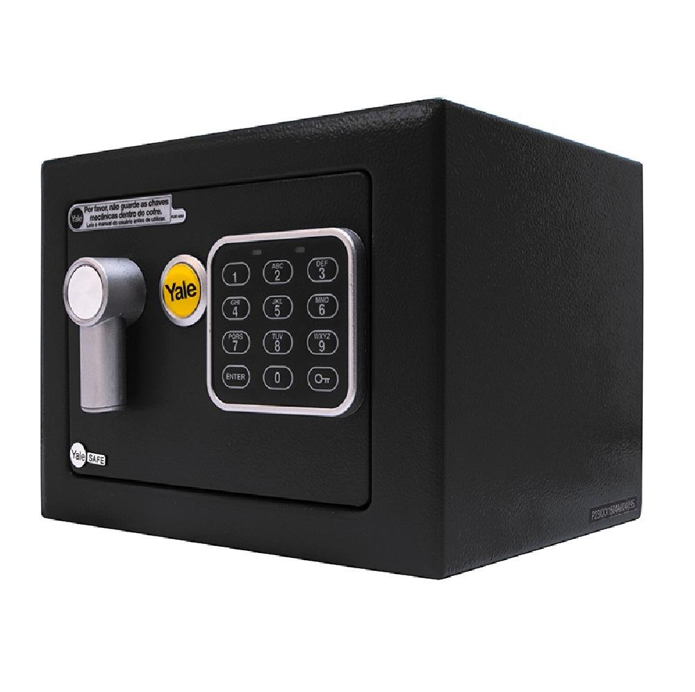 Caja de Seguridad Digital 4,2 Litros Yale