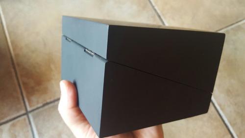 caja grande vacía de lujo reloj edox, en impecable estado!!