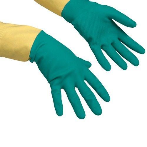 caja guantes superfuerte ch 61/2-7 vileda professional