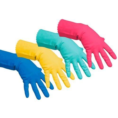 caja guantes ultraprotectores am 71/2-8 vileda professional