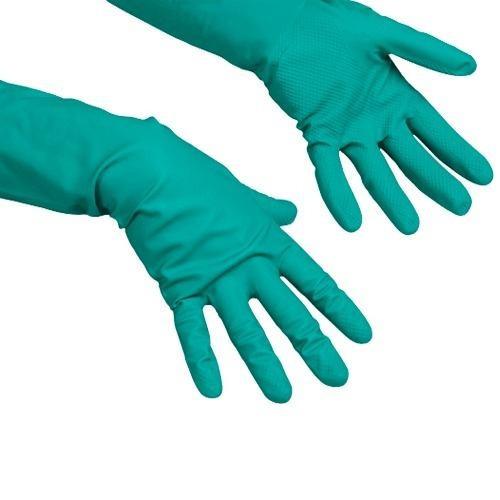 caja guantes universal nitrilo 81/2-9 vileda professional