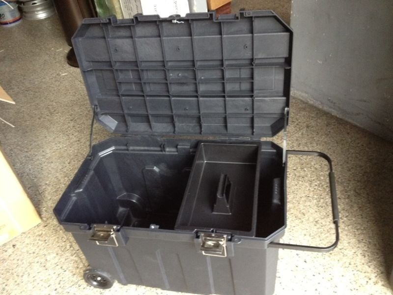 Caja herramienta stanley baul tipo husky 50 gal 200l env - Caja herramientas stanley ...
