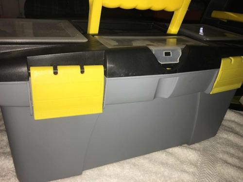 caja herramientas alfa hogar grande