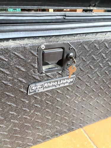 caja herramientas en aluminio pick up