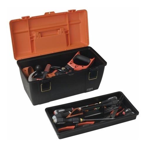 caja herramientas p/taladro amoladora bahco ptb252560 22 pul