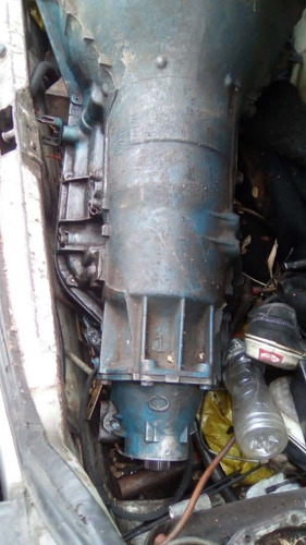 caja hidromática turbo 400