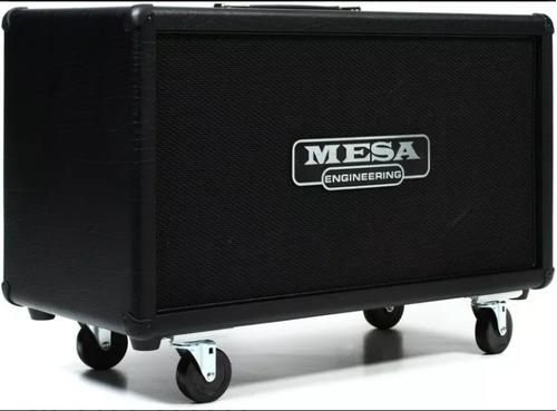 caja horizontal 2x12 mesa boogie 120 unico dueño no marshall