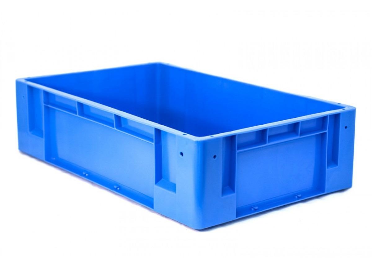 Caja industrial plastico almacen en mercado libre - Cajas de plastico ...