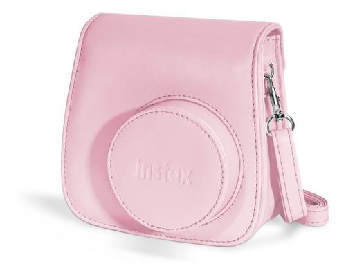 caja instax mini 9 rosa flamenco cartera 10 fotos