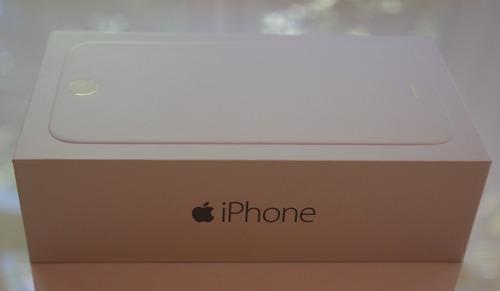 caja iphone 6 plus, mas accesorios nuevos!! originales