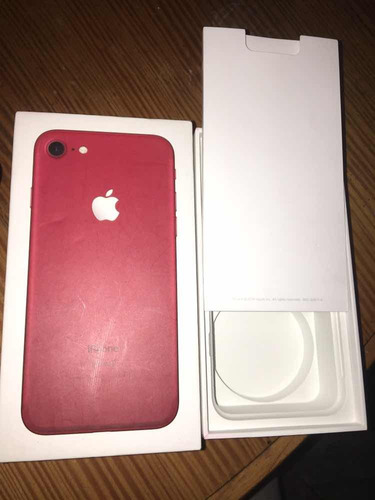 caja iphone 7 apple