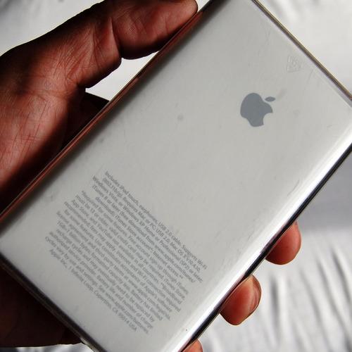 caja ipod touch 2da gen 16gb