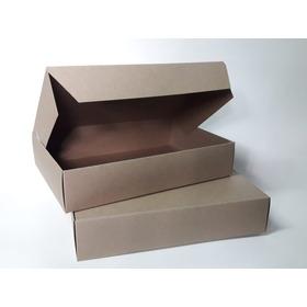 Caja Kraft Envios Packaging 42x29x9cm Ropa  Pack X 10 U