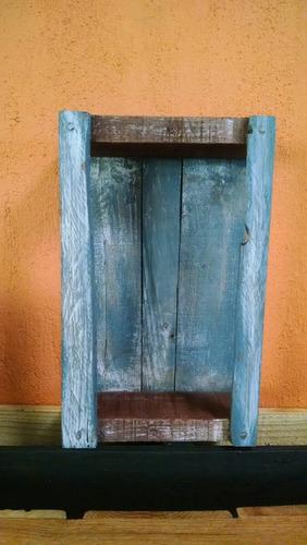 caja madera multiusos
