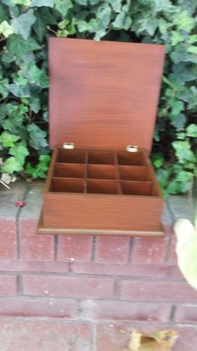 caja  madera para bolsas te disponible!!