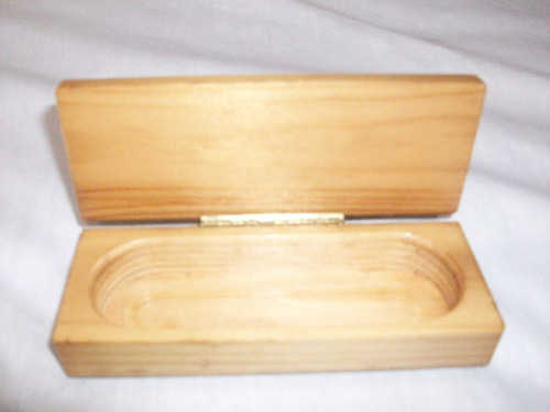 caja madera retro decorar usada oferta remate d hoy