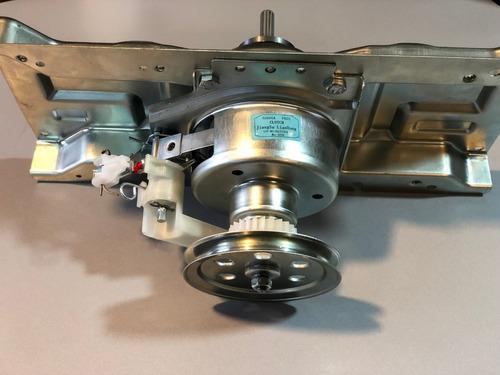 caja mecanismo lavarropas gafa 7500 original 2 engranajes
