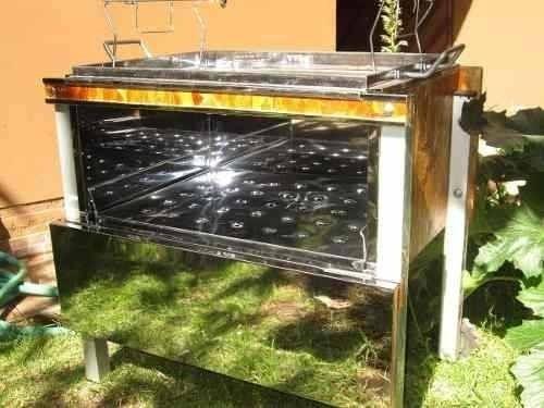 caja mediana de acero inoxidable no  galvanizada