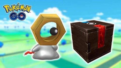 caja meltan pokémon go