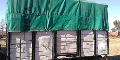 caja mercedes benz 608