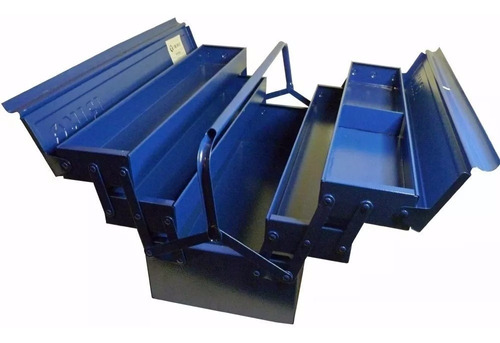 caja metalica plegable 5 bandejas 9020f550 irimo pintumm