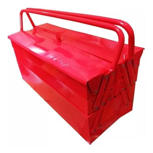 caja  metálica plegable para herramientas ferton