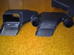 caja mountune para ford focus rs filtro de aire, turbo