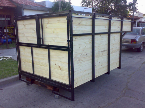 caja mudancera