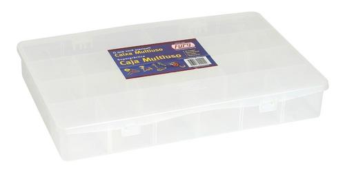 caja multiuso fury 4424 organizador herramientas repuestos
