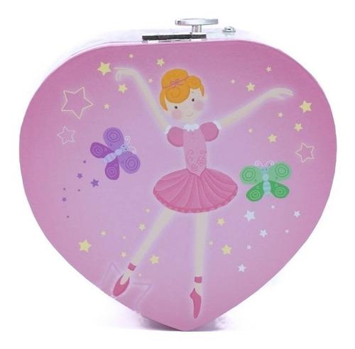 caja musical alhajero corazón  bailarina ideal regalo!