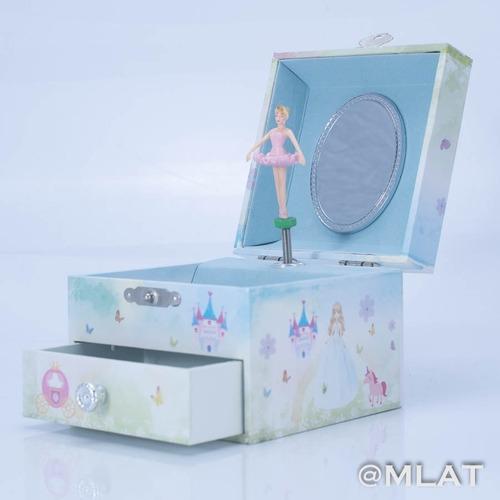 caja musical alhajero música clásica bailarina ideal regalo!