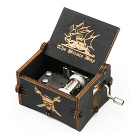 Caja Musical Games Of Thrones Harry Potter Madera Star Wars