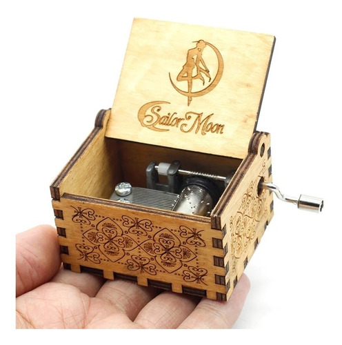 caja musical harry potter got dbz y más de 25 melodias