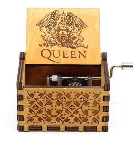 caja musical queen bohemian rhapsody estoykuku