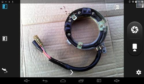 caja negra,stator,sensor de fuera de borda suzuki dt 115,140